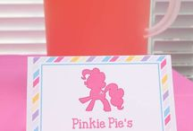 Bettylou's My Little Pony 7th Birthday Party / #mylittlepony birthday party