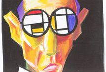 Kuvis - Mondrian