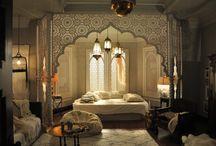 arabic themed interiors