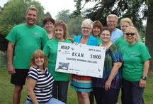 Awesome Volunteers & Fundraisers / by Bladder Cancer Advocacy Network