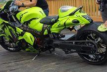 Motorky / Motorky