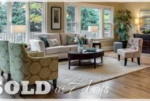 Tips for Home Staging / Staging your home to sell for the most money in the least possible amount of time!