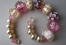 Inspiration - lampwork beads / One day I plan to be able to make beads as great as these
