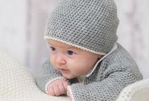 hekleoppskrifter baby