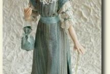 Dolls 1:12 ..... By Fine Artisans