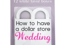 Dollar Store Wedding / by Karen McClane