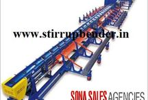 Rebar Shear Line / The Sona Shear line represents the most advanced rebar shearing system in India. Designed to maximize customer productivity and operator safety.