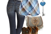 Cute Outfits / by Donna Mizelle