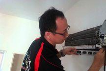 Panasonic AC Service & Repair