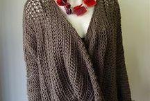 Clothing crochet / by Shelley Haskett
