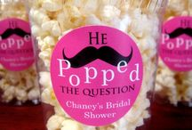 Great idea for parties / Popcorn ideas