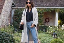 Mom jeans / A calça jeans é uma peça básica e um clássico de qualquer guarda-roupa, mas que pode fazer total diferença em um look, principalmente por conta da sua modelagem.