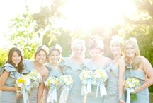 Bridesmaids / by Monica Shuppe