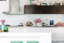 Dream Home: Kitchens / by Annie Green