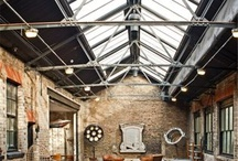 my warehouse conversion / or loft or industrial building - i am not fussy, if i can decorate it i will take it! / by Michelle Mooney