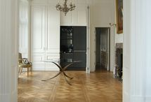 parquet room