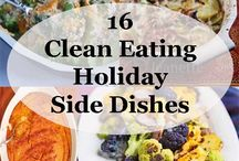 Healthy Holiday Recipes / A collection of Holiday Recipes with a healthy twist!