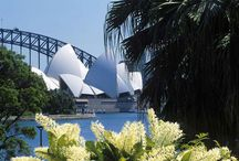 Places to go in Sydney
