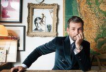 Editorial Headshot: Echte Wow Portraits!