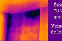 Concursos HQH / Participa en nuestros concursos y gana estudios termográficos gratuitos para tu vivienda (válidos para la Comunidad de Madrid)