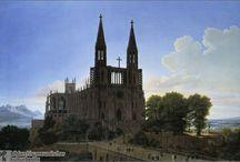 MEDIEVALISMO 1875-1900- / Recuperación de estilos del pasado.