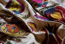 Centralasiatiska textilier