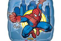 Spiderman Party Supplies / Shop for your favorite Spiderman party supply products, including Ultimate Spiderman, Spider Sense and Amazing Spiderman Movie party supply products! / by SimplySuperheroes.com