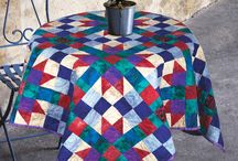 Magazine Designs / Designs that you may have seen in your favorite Quilting Magazines.