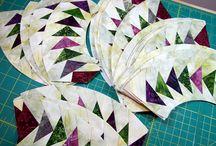 Papírra varrás minták