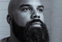 Tache's, Beards, Afro's & Dreads / Exxxxxxxxxxxxxxxxxcellent!