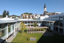 Casa di Riposo Martinsheim / Fornitura e posa in opera di facciata continua, rivestimenti, serramenti in alluminio