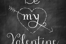 Valentine's Day / Valentines, Hearts and Love - oh, my!