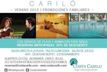 PROMO 2016 !! / Consultá promociones y tarifas al 011 52720354 Vení a descansar a Cariló - Reserva Ya tus vacaciones ! www.costacarilo.com