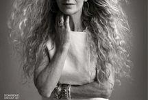 Inspiration Frauenportraits / Women Portraits / Aging with Grace
