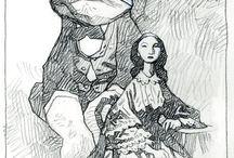 Illustration_MikeMignole:Sketch