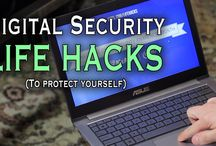 Online Security Tips / Security hacks and tips to keep your digital life secure.