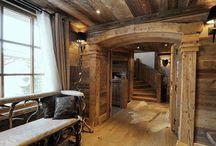Architect wood houses