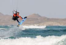 Kiteboarding 2014 / A year in pictures / by Julia Castro Christiansen