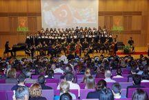 Filmso Orkestrası'yla Muhteşem 23 Nisan Konseri / Doğa öğrencileri 23 Nisan etkinlikleri kapsamında, Film Müzikleri Senfoni Orkestrası ile aynı sahneyi paylaşarak iki muhteşem konser gerçekleştirdi.