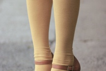 Clothing - Socks & Tights / by Ivy Eden