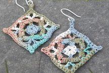 Crochet Earrings / Crochet Earrings and Earring Patterns
