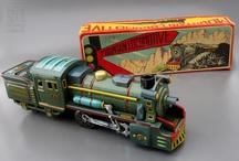 Train Models and Model Railways