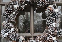 Wreath making ideas / by Joan C. Hite