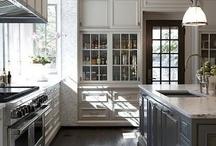 Kitchen  / by Jess Kirk-Barker