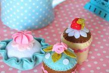 Cupcakes Party / Detalhes para festa de cupcakes... Todos os tipos e raças!