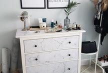 Marble home decor
