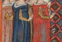 Płaszcze Średniowiecze