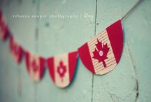 Holidays-canada day, eh / by Stacey Hansen