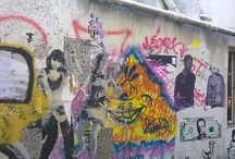 Paris Street Art / Street Art in Paris
