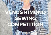 Venus Kimono Sewing Competition